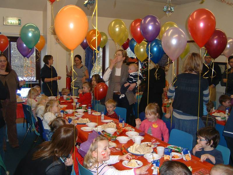 Children's Christmas Parties Group